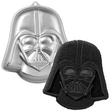 Star Wars Darth Vader Cake Pan