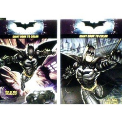 Batman Coloring Book