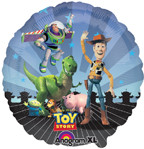"18"" Toy Story Gang Foil Balloon"