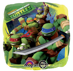 "Ninja Turtles 17"" Balloon"