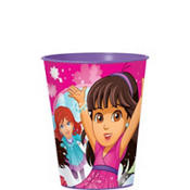 Dora & Friends 16 oz. Plastic Stadium Cup each