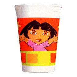 Dora Starcatcher Party 17 Oz. Plastic Stadium Cup