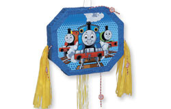 Thomas the Tank Engine Pull String Pinata by Unique