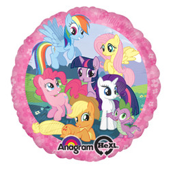 "My Little Pony 17"" Balloon"