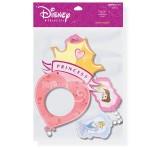 Princess Party Door Hanger Craft Activity