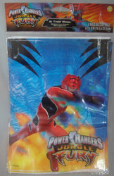 Power Rangers Jungle Fury Treat Bags 8 Count