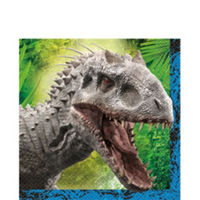Jurassic World Lunch Napkins 16 Count
