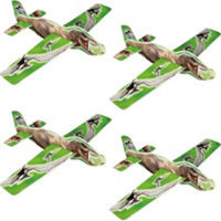 Jurassic World Gliders 4 Count