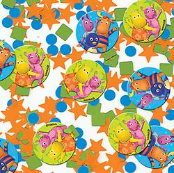 Backyardigans Party Confetti