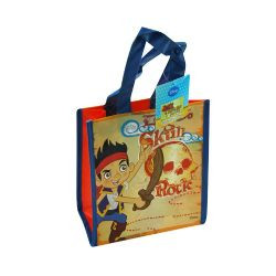 Jake & Pirates Mini Reusable Tote Bag