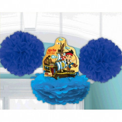 Disney Jake & the Neverland Pirates Fluffy Decorations
