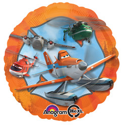 "Planes Fire & Rescue Jumbo 28"" Foil Balloon"