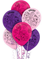 Disney Princess Palace Pets Balloons 6ct