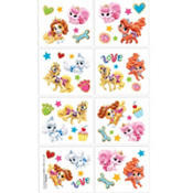 Disney Princess Palace Pets Tattoos 16 pc