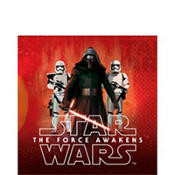 Star Wars Episode VII The Force Awakens Lunch Napkins 16ct