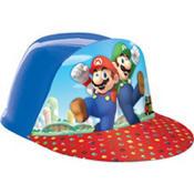 Super Mario Plastic Hat