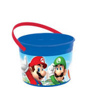 Super Mario Favor Container