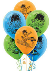 Miles from Tomorrowland Latex Balloons 6 count
