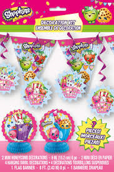 Shopkins Decorating Kit 7 piece