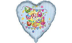 "Shopkins 30"" Giant Foil Balloon"