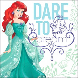 Disney Ariel Dream Big Luncheon Napkins 16 pack