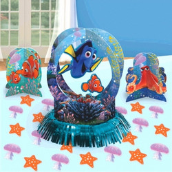 Disney Pixar Finding Dory Table Decorating Kit 23 piece