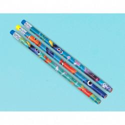 Disney Pixar Finding Dory Pencils 12 pack