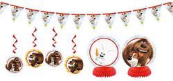 The Secret Life of Pets Decorating Kit 7 piece
