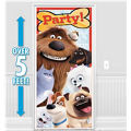 The Secret Life of Pets Door Cover