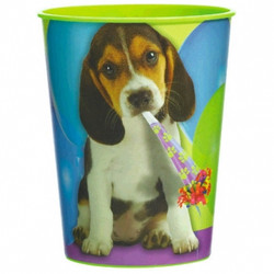 Party Pups Favor Cup