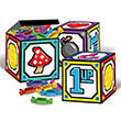 "8-Bit Favor Boxes 3¼"" x 3¼"" (3 pack)"