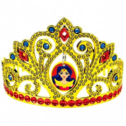 DC Super Hero Girls Electroplated Tiara