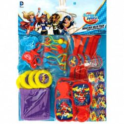 DC Super Hero Girls Mega Mix Value Pack (48 piece)