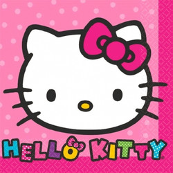 Hello Kitty Rainbow® Beverage Napkins (16 pack)
