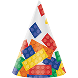 Block Party Cone Hats (8)