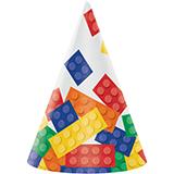 Block Party Cone Hats (8)