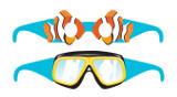 Ocean Party Paper Glasses (6)