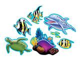 Ocean Party Cutout Asst. (7)