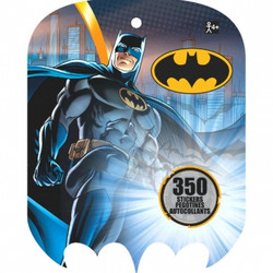 Batman™ Sticker Book (350 sticker)