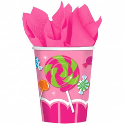 Sweet Shop 9 oz. Cups (8 count)