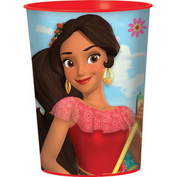 12 count Elena Of Avalor 16 oz Plastic Favor Cup Birthday Party Supplies
