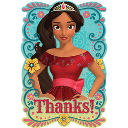 Disney Elena of Avalor Postcard Thank You Cards (8)