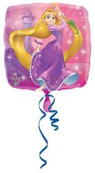 """18"""""""""""""""""""""""""""""""" Square Rapunzel Foil Balloon"""
