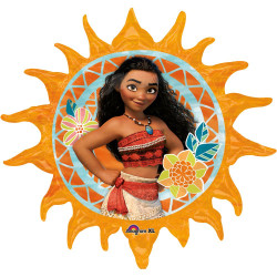 "28"""""""" Moana Shaped Balloon"