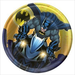 Batman The Dark Knight Dessert Plates 8pk