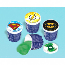 Justice League Ooze Putty Favor (each)
