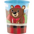 Lum-Bear-Jack Plastic Keepsake Cup 16 oz