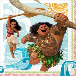 Moana Lunch Napkins (16)