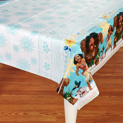 Moana Plastic Table Cover
