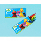 New Sesame Street Crayons (12)